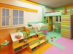 Rainbow Nursery/Toddler AWESOME <3