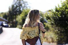 Say Hi, Charlotte, Street Style, Lace, Blog, Fashion, Moda, Urban Style, Fashion Styles