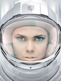 Female space helmet - the original sub. Description from pinterest.com. I searched for this on bing.com/images