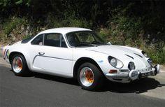 RaceCarAds - Race Cars For Sale » Alpine A110 1600S Grp.4