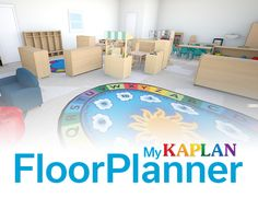 Wish you could plan your dream classroom? Now you can with our new and improved MyKaplan FloorPlanner! Easily create the classroom of your dreams with these quick steps to get started.