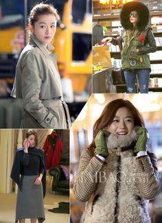 Jun Ji-hyun (Gianna) / Cheon Song-yi fashion
