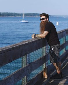 11.8k Followers, 508 Following, 1,045 Posts - See Instagram photos and videos from ⚔ Brandon Cover ⚔ (@redlionink) Epic Beard, Hair Tattoos, Beard Care, Followers, Mens Sunglasses, Posts, Photo And Video, Lifestyle, Videos