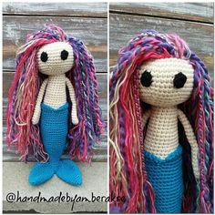 "handmadebyamberakre Another beauty mermaid stuffy is available!  DM me! She is 18"" tall and super snuggly she needs a name and a new forever home! #handmadebyamberakre #handmadeinvancouver #handmade #crochet #crocheting #handmadeincanada #crochetaddict #crochetdesigner #sahm #wahm #lovemyjob #mermaids #mermaid #mermaidstuffy #beautiful #instacrochet #instagram #etsyseller #etsy #amberakre #imaginary #fairytails #dreamscometrue #snuggly #madebyme #love"