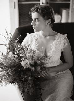 Organic and earthy wedding ideas | Photo by Cinzia Bruschini | 100 Layer Cake