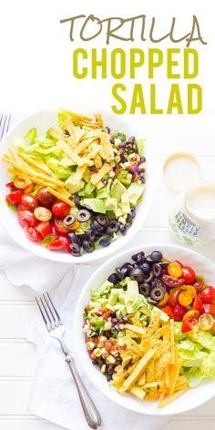 ... Salads~Lettuce on Pinterest | Chopped salads, Salads and Wedge salad