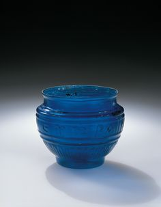 Roman Glass: Cup with Greek Inscription, 1-99 | Corning Museum of Glass