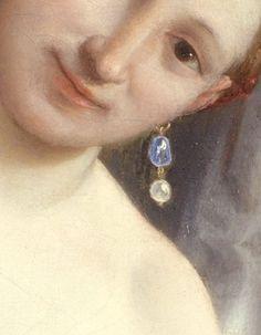 Lorenzo Lotto - Venus and Cupid