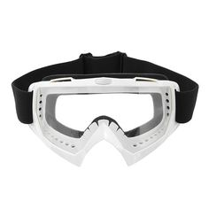 Clear Skiing Windproof Anti-UV Goggles Climbing CS Dust-proof Glasses Lens