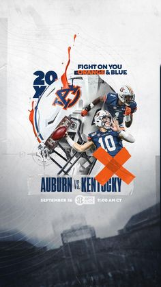 Auburn Vs, Football Poses, College Football Recruiting, Sports Graphic Design, Sport Design, Sports Graphics, Design Inspiration, Creative, Artwork