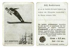 Alf Andersen skihopper