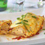 Chicken Margherita Cannelloni - Rock Recipes