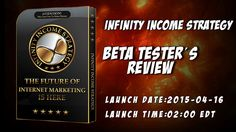 Best Infinity Income Strategy Review,Infinity Income Strategy Joe Jablon...
