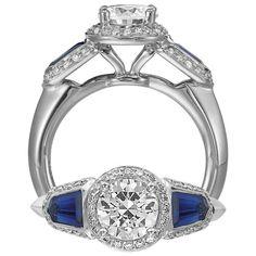 Ritani Ring Diamond Wedding RingsDiamond