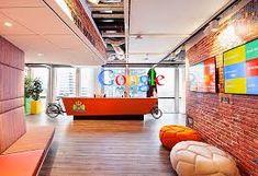 Gratis reageren op kantoorruimtes in Amsterdam. Google Office, Office Reception, Reception Areas, Office Interior Design, Office Interiors, Office Designs, Design Offices, Office Ideas, Interior Ideas
