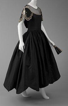 Dress (Robe de Style) by House of Lanvin, 1926.