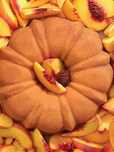 Very Vera  Georgia Peach Pound Cake