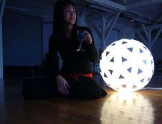 創意氣球燈
