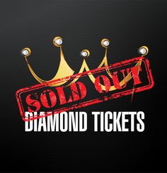 DIAMOND TICKETS FOR KINGVENTION 2017 - ACCESS ALL AREAS ARE NOW SOLD OUT more tickets available at www.kingvention.com