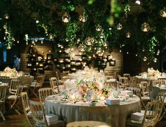 Enchanting Garden Wedding in Spain - Inspired By This