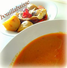 Simple bouillabaisse (very low cost)