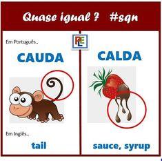 Build Your Brazilian Portuguese Vocabulary Learn To Speak Portuguese, Learn Brazilian Portuguese, Portuguese Lessons, English Study, Learn English, Common Quotes, Portuguese Language, Learn A New Language, Study Notes