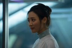 Claudia Kim is Dr. Helen Cho in Avengers: Age of Ultron