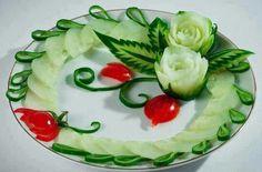 salata sunumlari