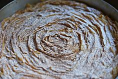 If you are not Greek and you have no idea what Bougatsa is, you can read a description here. For this post, I write 'Bougatsa' with inverted commas because this is not ACTUALLY 'Bougatsa' but my fa. Greek Sweets, Greek Desserts, Desserts To Make, Greek Recipes, Bougatsa Recipe, Greek Pastries, Cake Recipes, Dessert Recipes, Filo Pastry