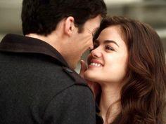 Aria&Ezra (Pretty Little Liars)