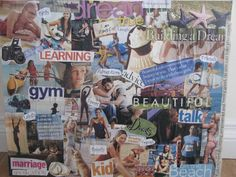 Image result for vision board ideas