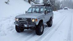 Fj60 Land Cruiser @ Tahoe