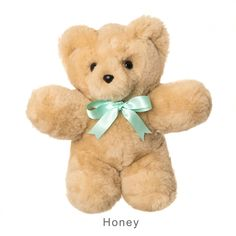 The Basil Tambo Teddy bear makes a great companion. This traditional style teddy bear is soft, cute and cuddly and is available in a wide range of colours.