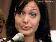 Angelina Jolie | Angelina Jolie , Green Eyes , Mike