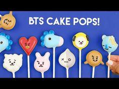 Cake Pop Designs, Cake Decorating Designs, 12th Birthday Cake, Birthday Cake Girls, Cake Pops, Bts Cake, Korean Cake, Birthday Girl Pictures, Bts Birthdays