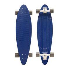 "Royal Blue 36"" Longboard"