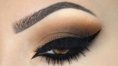 31 Makeup Tutorials for Brown Eyes - -Great Step by Step Tutorials and Videos for Beginners and Ideas for Makeup for Brown Eyes -Natural Everyday Looks -Smokey Prom and Wedding Looks -Eyeshadow and Eyeliner Looks for night ♡ BROWN SMOKEY EYE ♡ Make Up Tutorial ♡