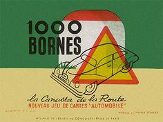 1000 Bornes, 1954