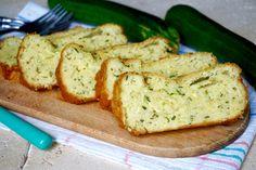 Plumcake Salato alle Zucchine e Pecorino