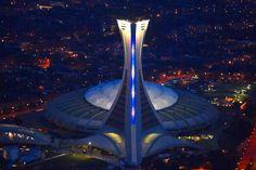The Olympic Stadium - La Presse