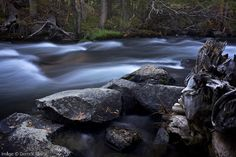 How to Photograph Flowing Water to Make it Beautiful - by Derrick Story