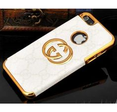 New Arrival Real Gucci iPhone 6 Cases - iPhone 6 Plus Cases - White - Free Shipping - Chanel & Louis Vuitton Authorized Store