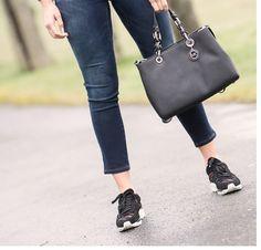 trendy in black - Raglady
