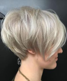 Layered Ash Blonde Pixie Bob In 2019 Long Pixie Hairstyles Short Choppy Haircuts, Long Pixie Hairstyles, Blonde Hairstyles, Long Hairstyle, Party Hairstyles, Short Haircuts, Hairstyle Ideas, Blonde Pixie, Ash Blonde