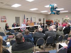 Local candidates meet for forum. For more read the Wednesday, Oct. 26, 2016 edition of the Examiner or click here: http://www.lakecountyexam.com/news/lake_county/local-candidates-meet-for-forum/article_58c3e5be-9afd-11e6-8166-47e588ab8443.html