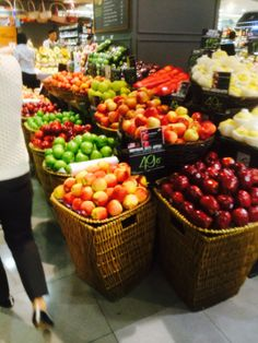 Central Food Hall - Bangkok - Thailand - Food - Visual Merchandising - Layout - Landscape - Customer Journey - www.clearretailgroup.eu