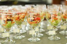 salada na taça