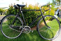 1951 Raleigh Supersports - Imgur