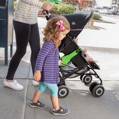 New! Walk-Along Stroller Handle
