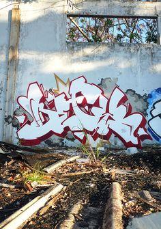 Photo #graffiti #typo #design